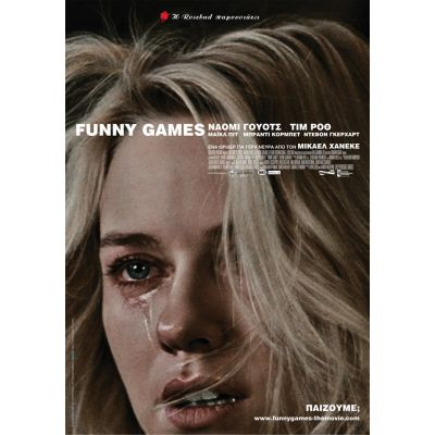 Funny Games 2007 - Movie In English with Subtitles 1080P HD In DVD