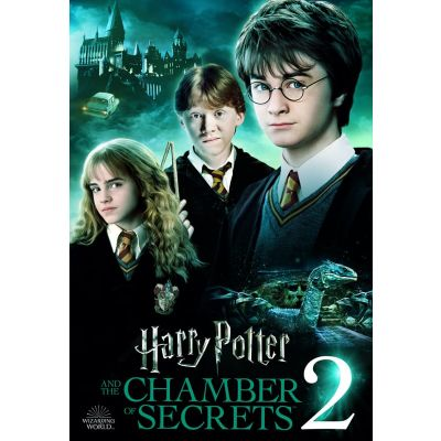 Harry Potter And The Chamber Of Secrets 2002 - Movie DVD 1080p in Hindi And English Dual Audio