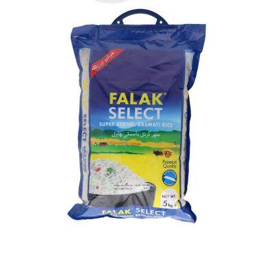 Falak Select Fine Basmati Rice 5kg