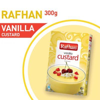 Rafhan Vanilla Custard Powder 300gm