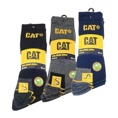 Crew Winter CAT Socks for Men 12 Pairs