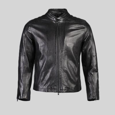 Mens Leather Jacket (1424)