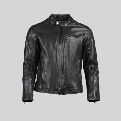 Mens Leather Jacket (1457)