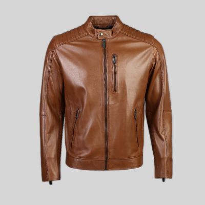 Mens Leather Jacket (1467)