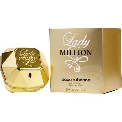 Paco Rabanne Lady Million Edp Spray