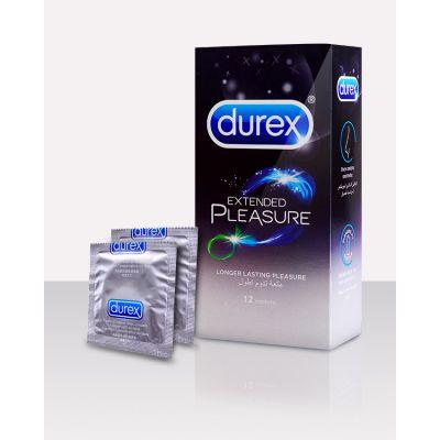 Durex Condoms 12S Extended Pleasure