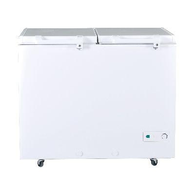 Haier Double Door Deep Freezer 325I INVERTER White HDF-325i