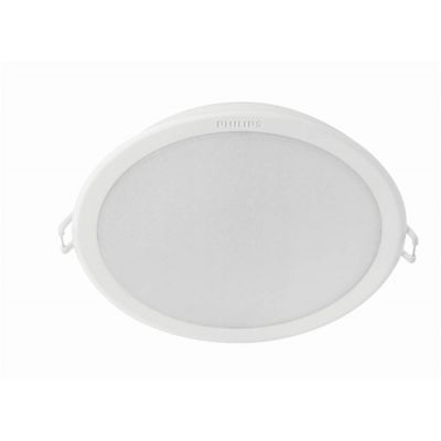 Philips Lights Meson 7W 65K Wh Recessed Led