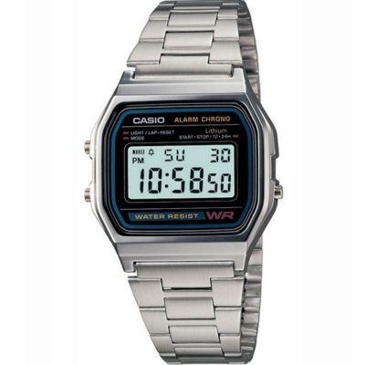 Casio Mens Watch A158WA-1DF