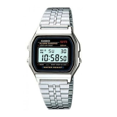 Casio Mens Watch  A159W-N1DF Digital Wrist