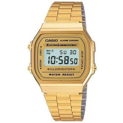 Casio Mens Watch  A168WG-9WDF