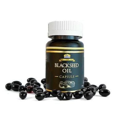 Al-Khair Black Seed Oil Softgel Capsules  60cap