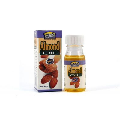 Al-Khair Sweet Almond Oil  60ml