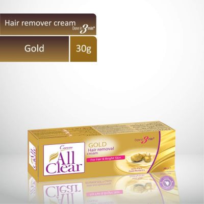 All Clear Hair Remover Cream Antibacterial 30gm