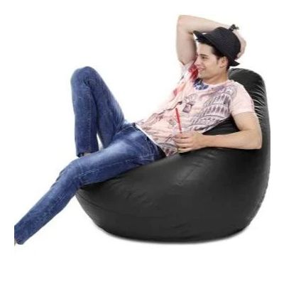 Leather Gaming BeanBag