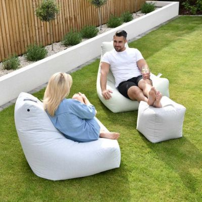 OSLO PASTEL High Back Sofa Set with Stool Combo OFFER