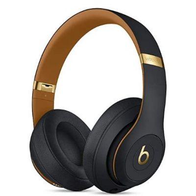 Beats Headphone Studio 3 Wireless Skyline Collection (Midnight Black)
