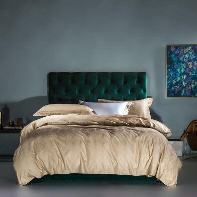 Bedding Set Fancy 4 Pcs Macchiato Irene-Glazed Rice