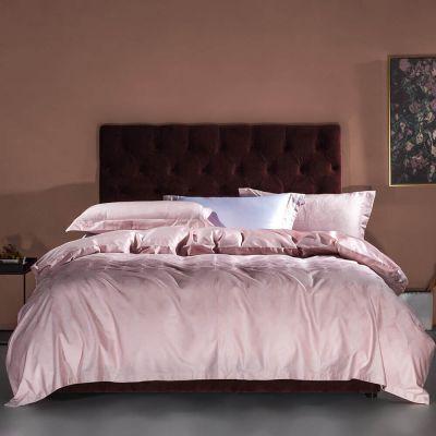 Bedding Set Fancy 4 Pcs Macchiato Irene-Light Powder