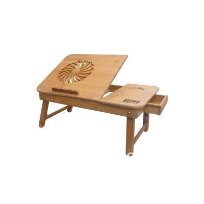 Brown Laptop Table  Wooden
