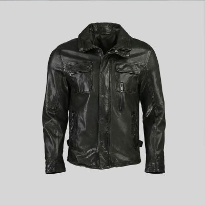 Mens Leather Jacket (1435)
