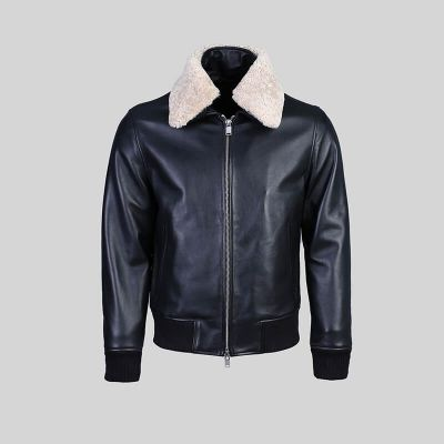 Mens Leather Jacket (1417)