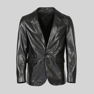 Mens Leather Jacket (1473)
