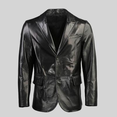 Mens Leather Jacket (1474)