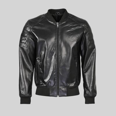 Mens Leather Jacket (1475)