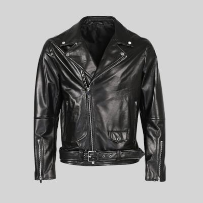Mens Leather Jacket (1476)