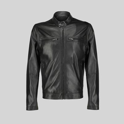 Mens Leather Jacket (1410)
