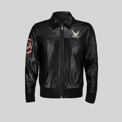 Mens Leather Jacket (1442)