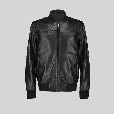 Mens Leather Jacket (1462)