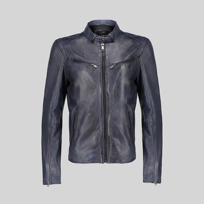 Mens Leather Jacket (1411)