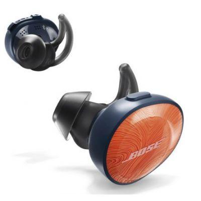 Bose Earphone Soundsport Free Wireless (Citron,Orange)