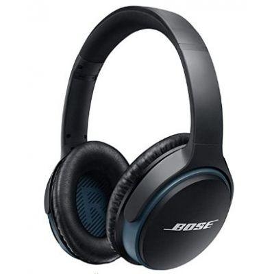 Bose Headphone Soundlink Around Ear Wireless 2 (Black)