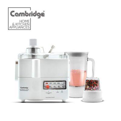 CAMBRIDGE JB 400 JUICER BLENDER