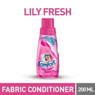 Comfort Lily Fresh Fabric Conditioner 200ml