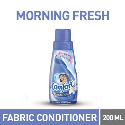 Comfort Morningm Fresh Fabric Conditioner 200ml