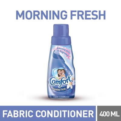 Comfort Morningm Fresh Fabric Conditioner 400ml