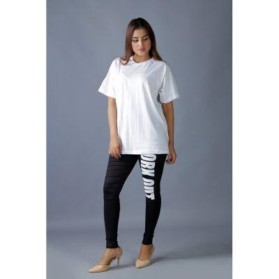 Workout Print Leggings Fashion Skinny