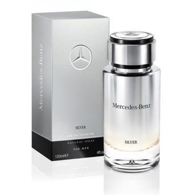 Mercedes Benz Silver Edt Spray