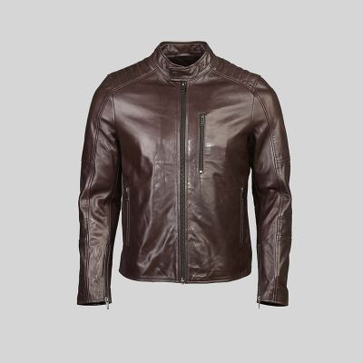 Mens Leather Jacket (1420)