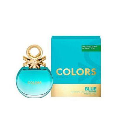 Benetton Colors Blue Edt Spray
