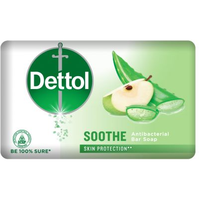 Dettol Soothe Soap 85 gm