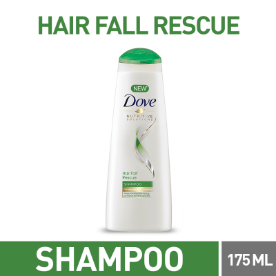 Dove Hairfal Rescue Shampoo 175ml