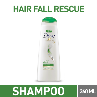 Dove Hairfal Rescue Shampoo 360ml