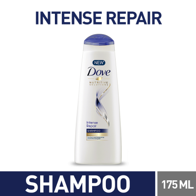 Dove Intense Repair Shampoo 175ml