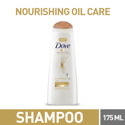 Dove Nourishingm Oil Care Shampoo 175ml