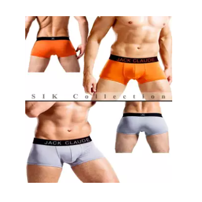 Pack Of 4 Imported Single Jersey Boxer For Men
